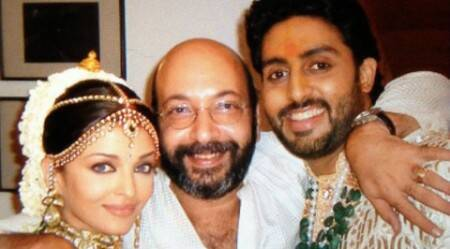 Aishwarya Rai, Abhishek Bachchan's never-seen-before wedding picture