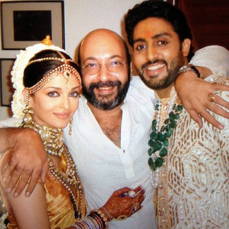Aishwarya Rai Abhishek Bachchan S Never Seen Before Wedding Picture