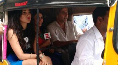 Akshay kumar, Gabbar is Back, Shruti Haasan
