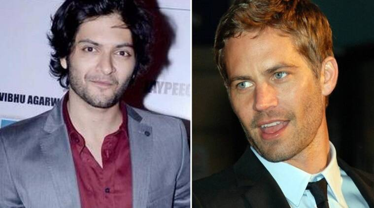 Ali Fazal, Fast and Furious, Paul walker