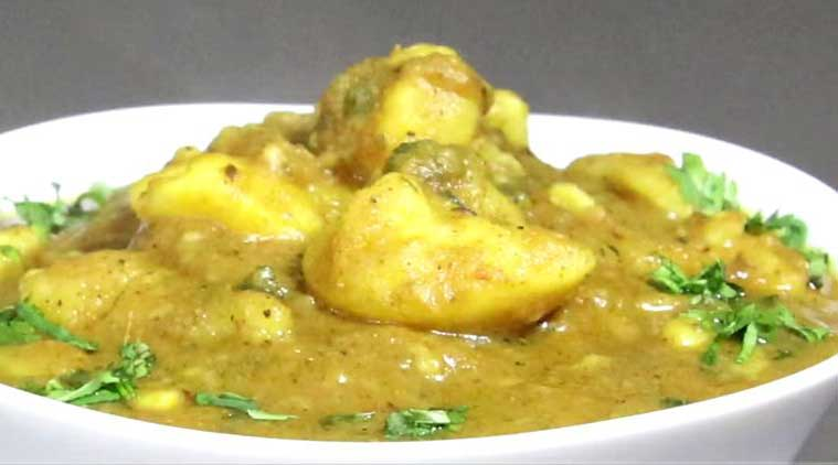 Aloo Sabzi recipe (Source: nishamadhulika.com)
