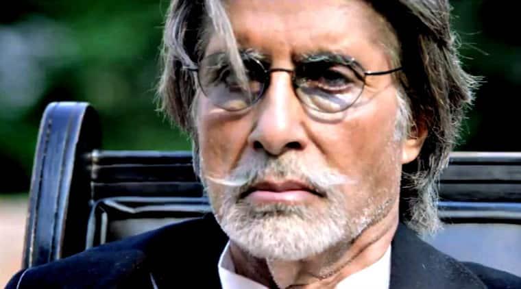 Amitabh Bachchan shoots leftover shots for 'Wazir'