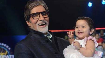 Aaradhaya asks a lot of questions: Amitabh Bachchan