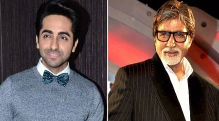 Ayushmann Khurrana shows off Amitabh Bachchan's handwritten note to him