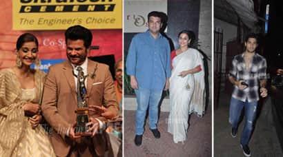 Star spotting: Sonam Kapoor,  Sidharth Malhotra, Vidya Balan