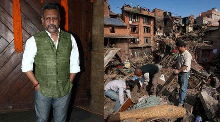 Anubhav Sinha, Anubhav Sinha Nepal quake, Nepal earthquake,