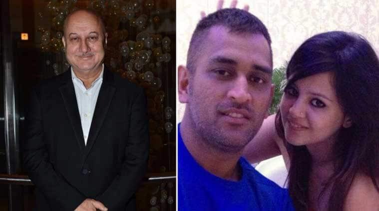 Suresh Raina With His Wife