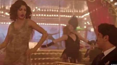 anushka sharma, Ranbir Kapoor, Karan Johar, mohabbat buri bimari, mohabbat buri bimari song, mohabbat buri bimaria anushka, mohabbat buri bimari ranbir, mohabbat buri bimari karan johar, Bombay Velvet, bombay velvet songs, Bombay Velvet trailer, Bombay Velvet first trailer, Ranbir Kapoor Anushka Sharma, entertainment news