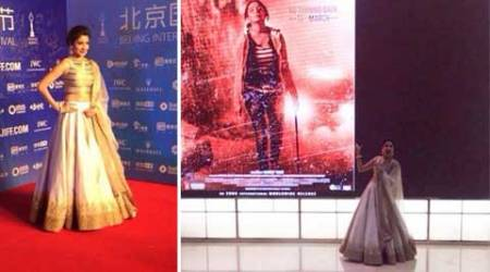 Anushka Sharma dazzles at 'NH10' screening in Beijing
