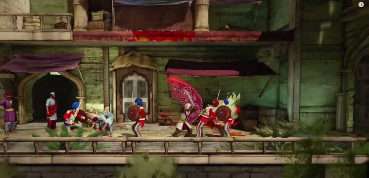 Assassins Creed Chronicles An Indian Assassin Technology News The Indian Express