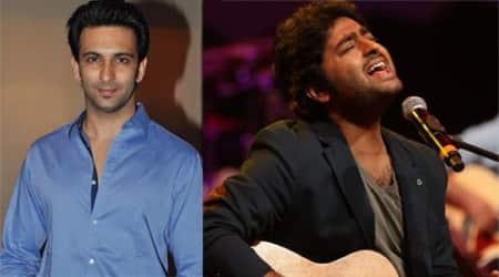 I love Arijit Singh's voice: NandishSandhu