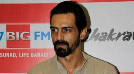 Arjun Rampal growing beard for 'Daddy'