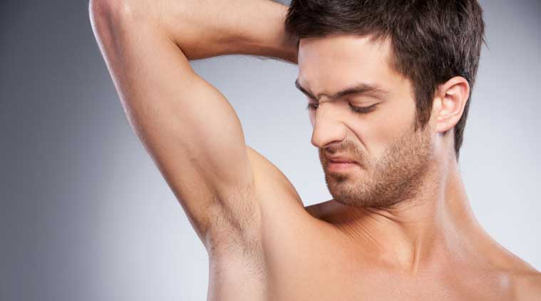 Decoded That Pungent Armpit Smell The Indian Express