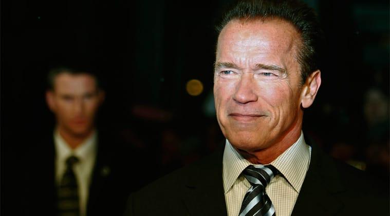 Arnold Schwarzenegger, fifth Beijing International Film Festival