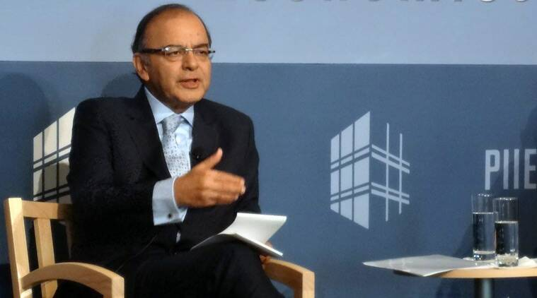 Arun Jaitley, Congress, income tax