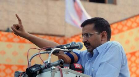 Delhi Chief Secy row: Officer Gamlin in cahoots with power firms, says Arvind Kejriwal