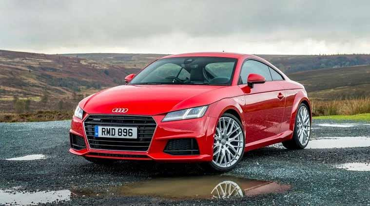 2015 Audi TT Coupe launching on April 23 | Auto & Travel