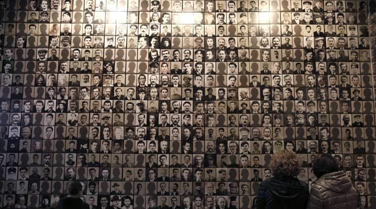 mumbai holocaust event, holocaust, holocaust victims, Magen David Synagogue, mumbai jews, byculla, holocaust memorial ceremony, inidan express