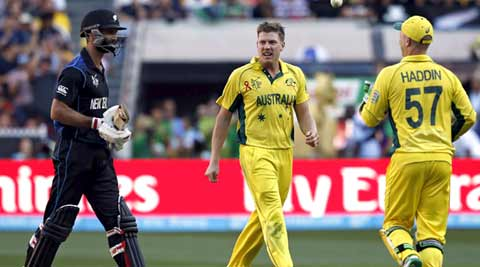 2015 Cricket World Cup, World Cup 2015, Cricket World Cup, Australia, New Zealand, Australia vs New Zealand, New Zealand vs Australia, World Cup 2015 final, Brad Haddin, Cricket News, Cricket