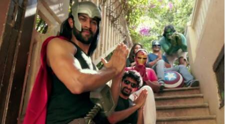 Superheroes team 'Avengers' from South India find alternate careers in hilariousvideo