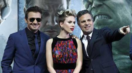 Jeremy Renner, Chris Evans apologize for 'juvenile' joking about Scarlett Johansson's Black Widow