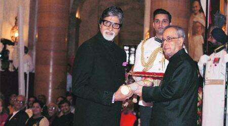 Padma awards, Amitabh Bachchan, Prince Karim Aga Khan, Aishwarya Rai Bachchan, Awards Padma, Padma Vibhushan, india news, nation news