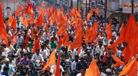 To protect cows, fight love jihad, Bajrang Dal distributes 'trishuls' to youths in Gujarat:Report