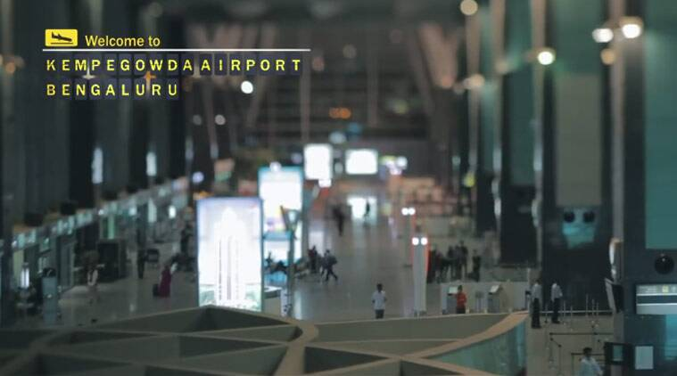 bangalore airport, Bangalore airport face recognition, bangalore news, bengaluru, Bangalore airport security, India news