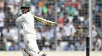 Haque drops anchor to steer Bangladesh on Day 1
