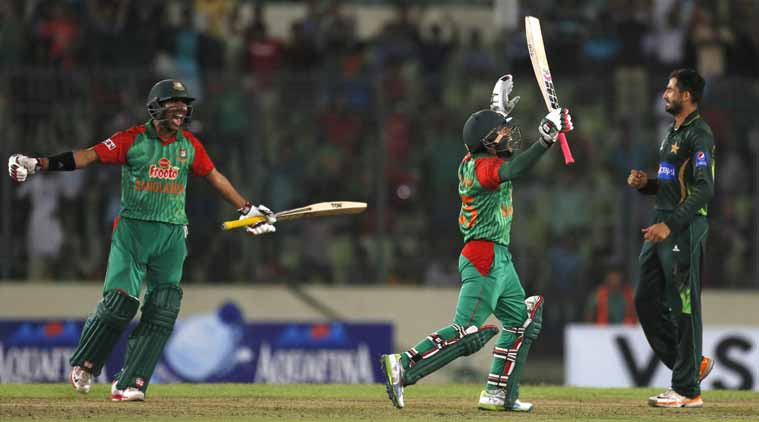 Winner of Pakistan - Bangladesh match will play in Asia Cup 2018 final against India on Friday (photo - getty)