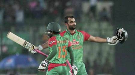 Tamim gives Bangladesh first ever ODI series win vs Pak