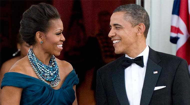 Barack Obama, wife Michelle Obama, Southside With You