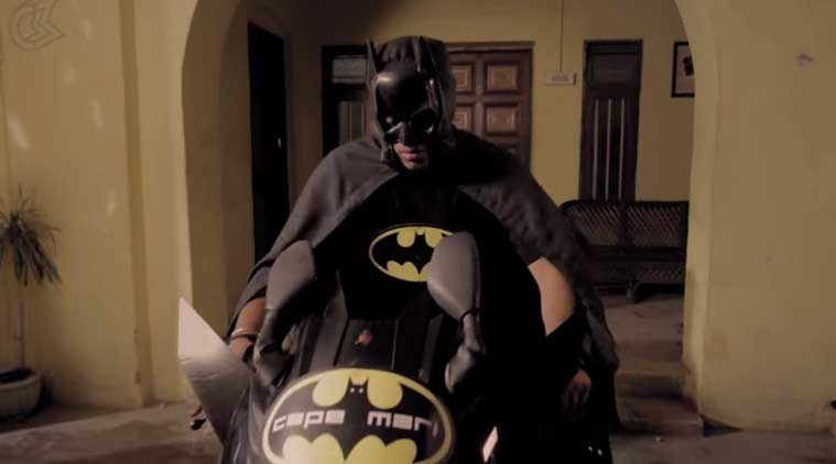 Batman, Batman spoof, Thalaiva, Rajnikanth, south India, Put Chutney, youtube, video, picture, trending news, what is trending on social media, social media trends, viral trends, trending, viral pictures, viral videos, trending videos, trending pictures, spoofs