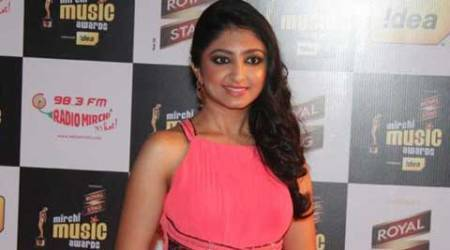 Bhoomi Trivedi records party song for 'Hotel Beautifool'