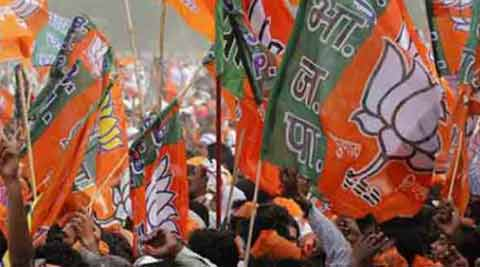 BJP, attack, BJP leader attack, arrest, ahmedabad news, city news, local news, gujarat news, Indian Express