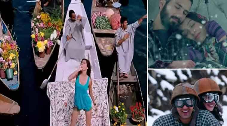Bollywood romance with Kashmir, Bring Back Bollywood in Kashmir