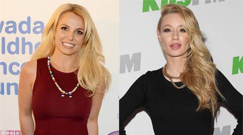 Britney Spears, Iggy Azalea, Pretty Girls