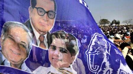 First in 10 years: BSP takes to streets — to protest and be heard