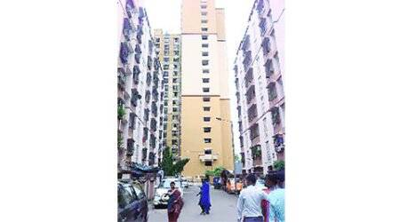Lone building ready under Dharavi revamp plan lying vacant for months