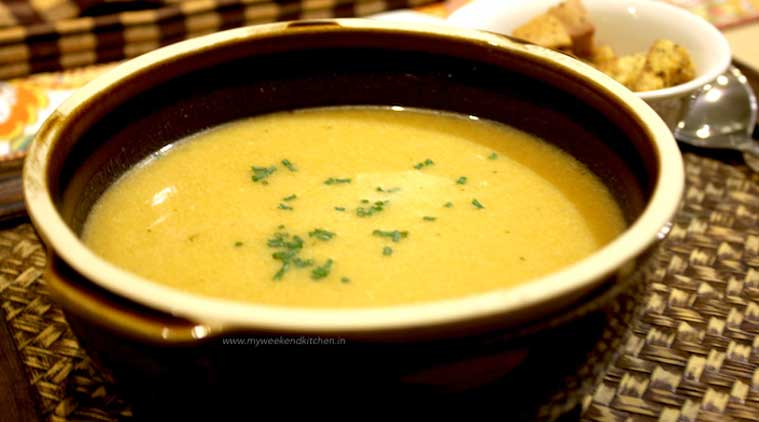 Butternut Squash Soup recipe (Source: Ashima Goyal Siraj)