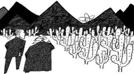 Look again at the Middle East