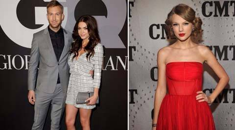 Calvin Harris, Aarika wolf, taylor swift