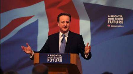 UK Prime Minister Cameron lines up pensions expert as minister