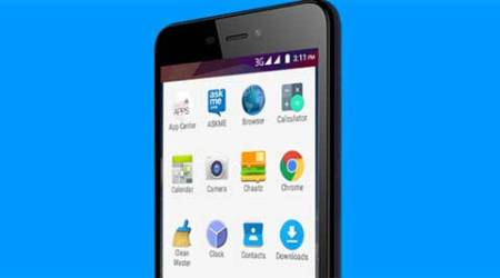 Micromax Canvas Play with 5.5-inch screen, Android L spotted online