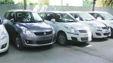 Four Maruti cars stolen from Kharar
