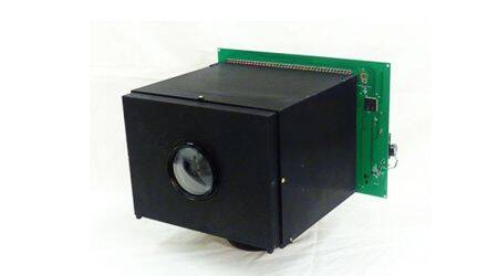 self-powered video camera, cave, video camera, Shree K Nayar, Columbia University