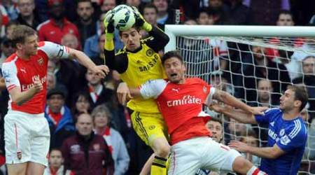 Arsenal hold Chelsea to goalless draw