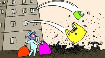 Proposal on green, yellow bags for domestic waste yet to see the light of day