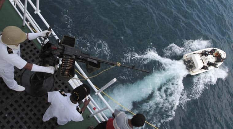 Sagar Kavach 2015 Begins In Gujarat To Review Coastal Security