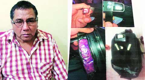 cocaine, cocaine bust, delhi cocaine bust, indira gandhi international airport, delhi airport cocaine raid, delhi airport cocaine bust, delhi airport cocaine seized, delhi police, indian express, indian express news, india news